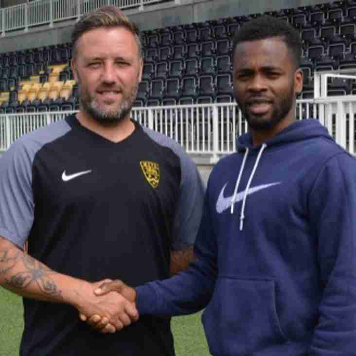 Maidstone Bring In Former West Ham Forward