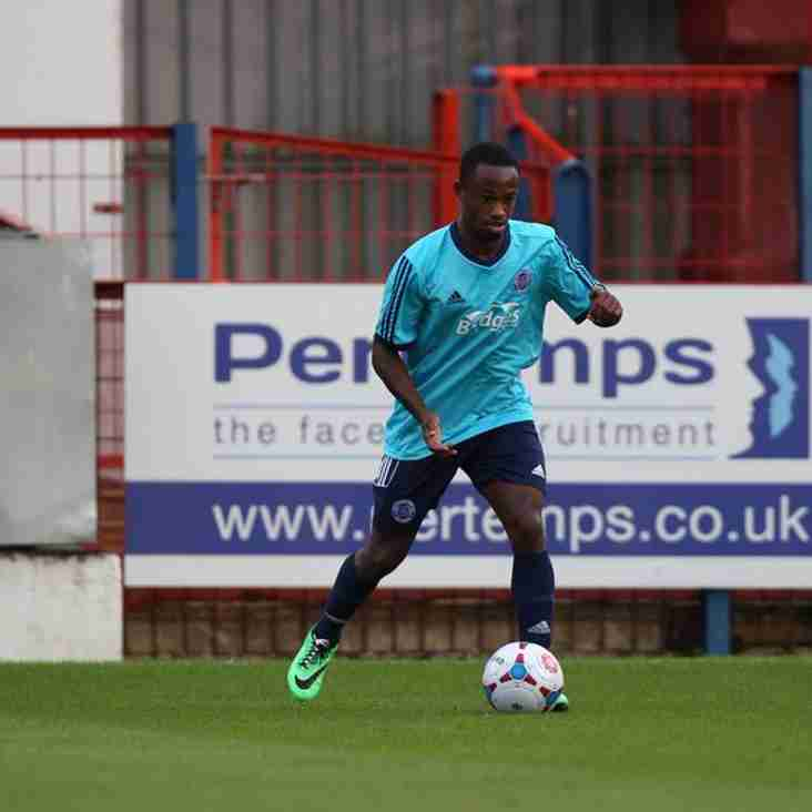 Seagulls Welcome Diallo Back To The Woodspring Stadium