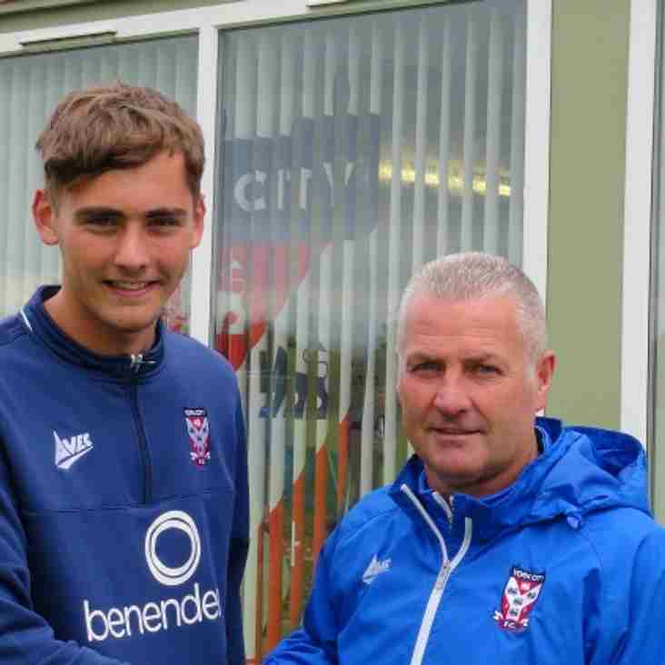Two-Year Deal For Minstermen`s Young Keeper