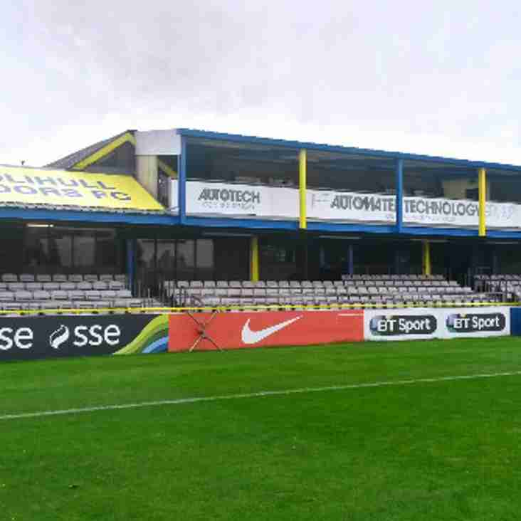 Solihull Moors Sanctioned For Chester Postponement