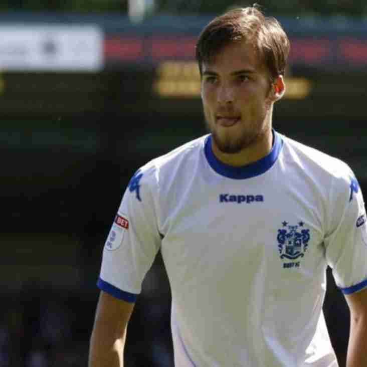 Young Shakers Striker Loaned To Southport