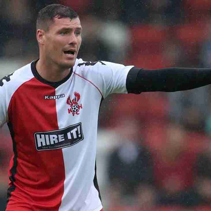 Daly Makes Moors Return After Cancelling Harriers Contract
