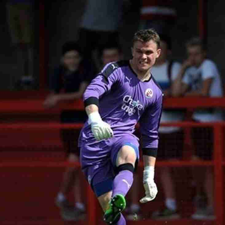 Last-Gasp Keeper Recruit For Wrexham