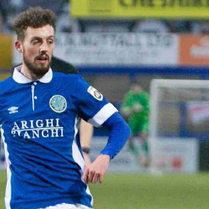 Macclesfield Re-Sign Whitehead