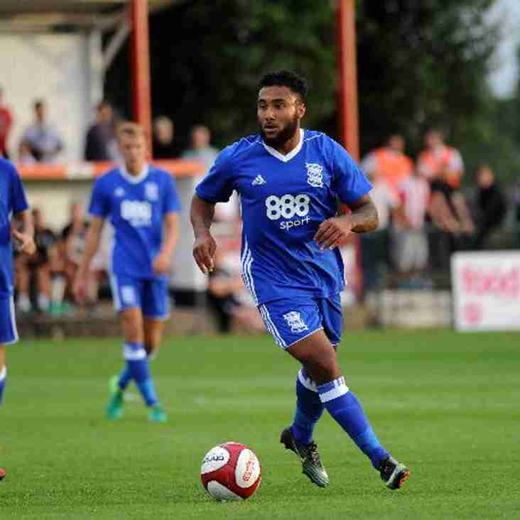 Another Birmingham Player Joins Moors On Loan