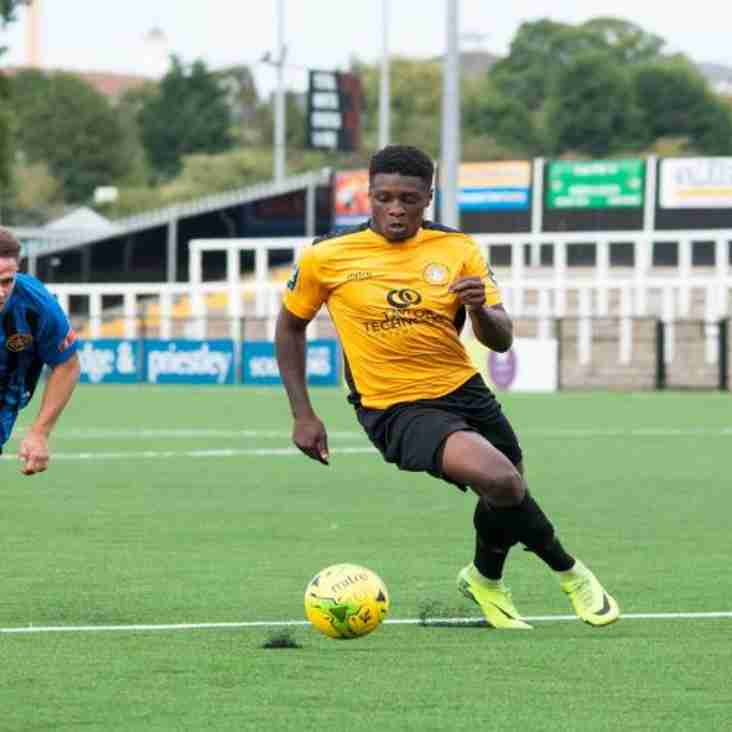 Whitehawk Bring In Cray Winger