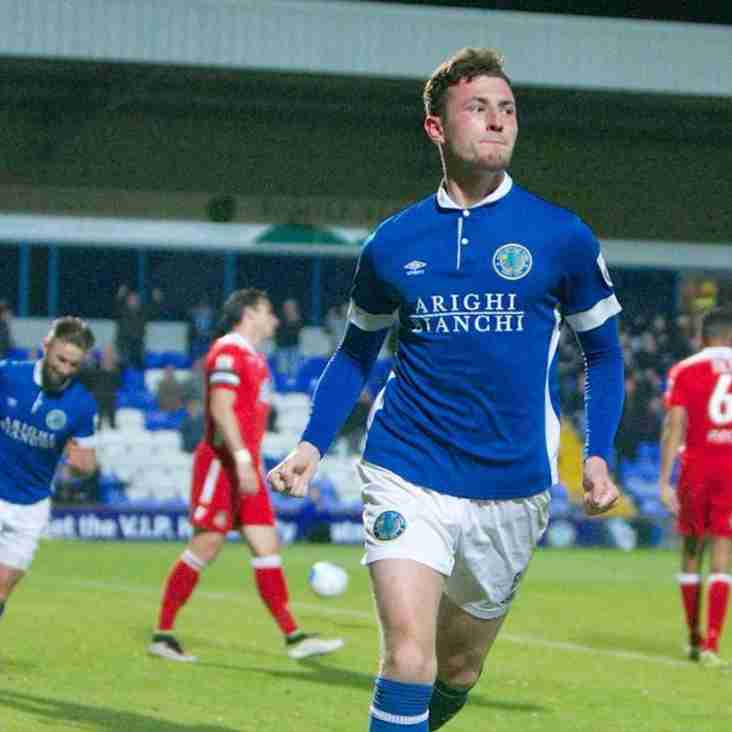 Dover Take Ex-Silkman On Loan From U`s