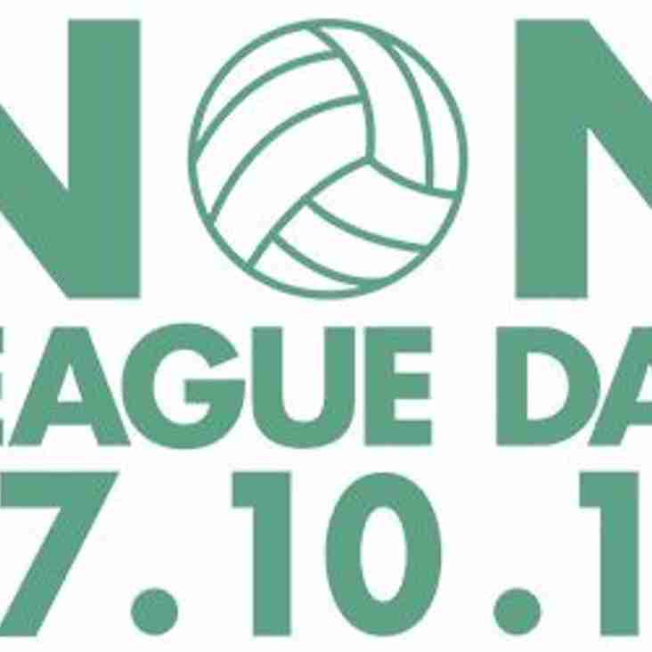 Stones Support Prostate Cancer UK On Non-League Day