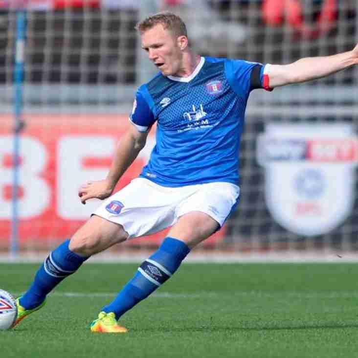 Carlisle Defender Loaned To O`s