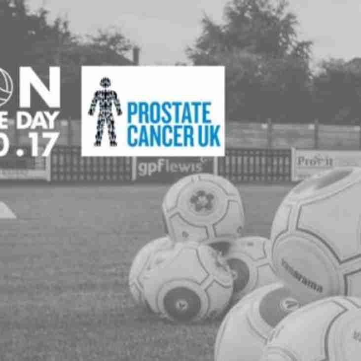 Wealdstone Partner With Prostate Cancer UK On `Non-League Day`