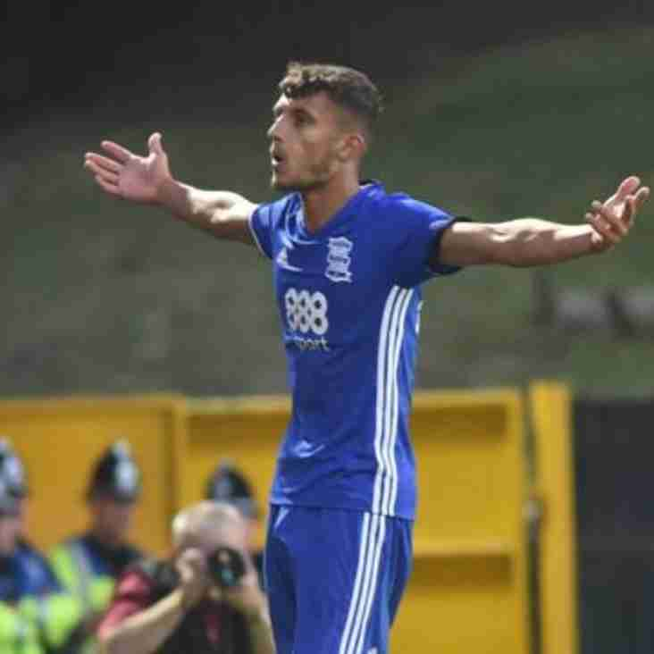 Blues Striker Becomes A Loan Tiger