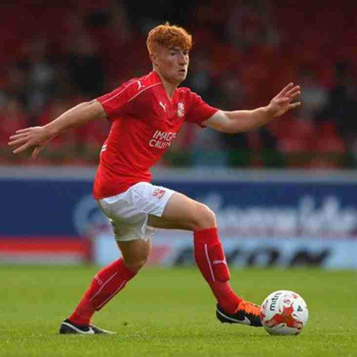 Swindon Youngster Sent On Loan To Bath