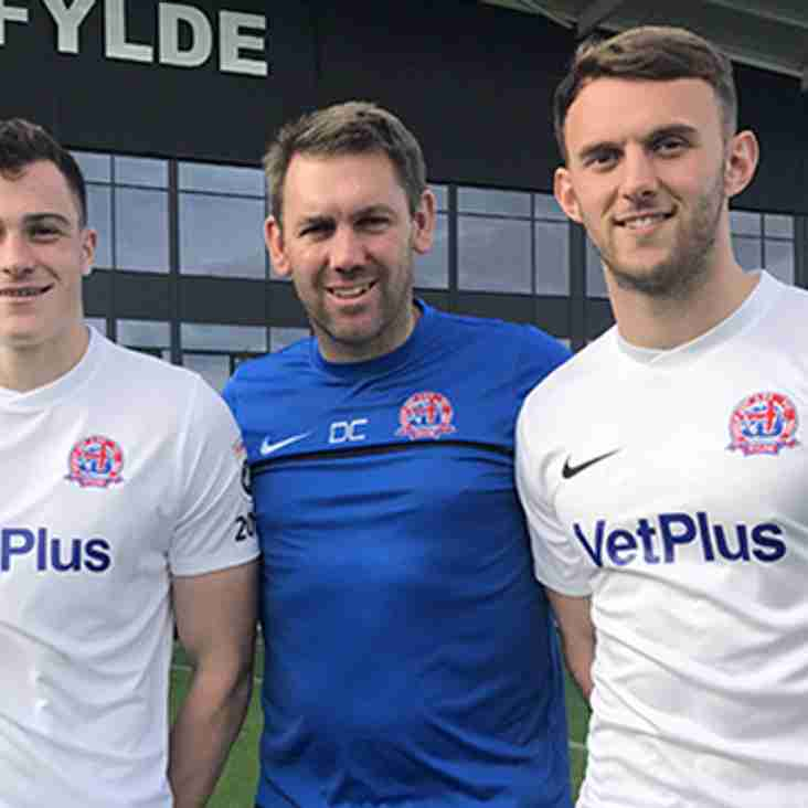 Coasters Make Double Loan Swoop On Oldham