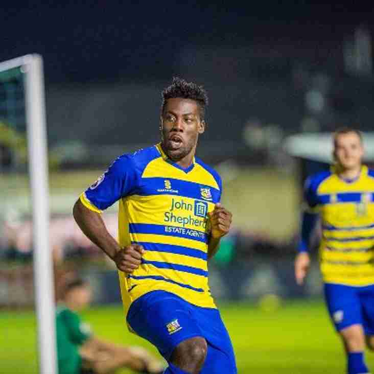 Moors Return For Mariners Striker