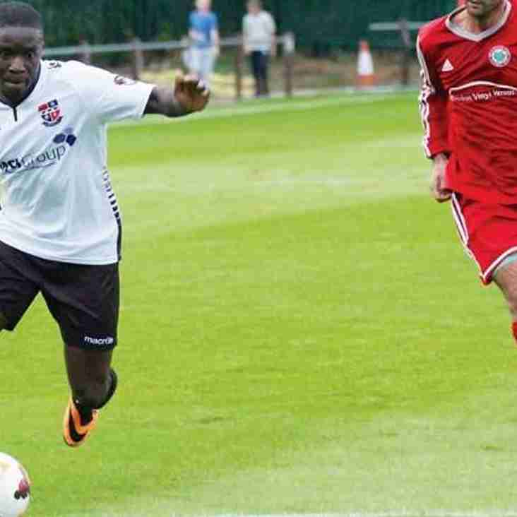 Maidenhead Take Striker On Loan From League Rivals