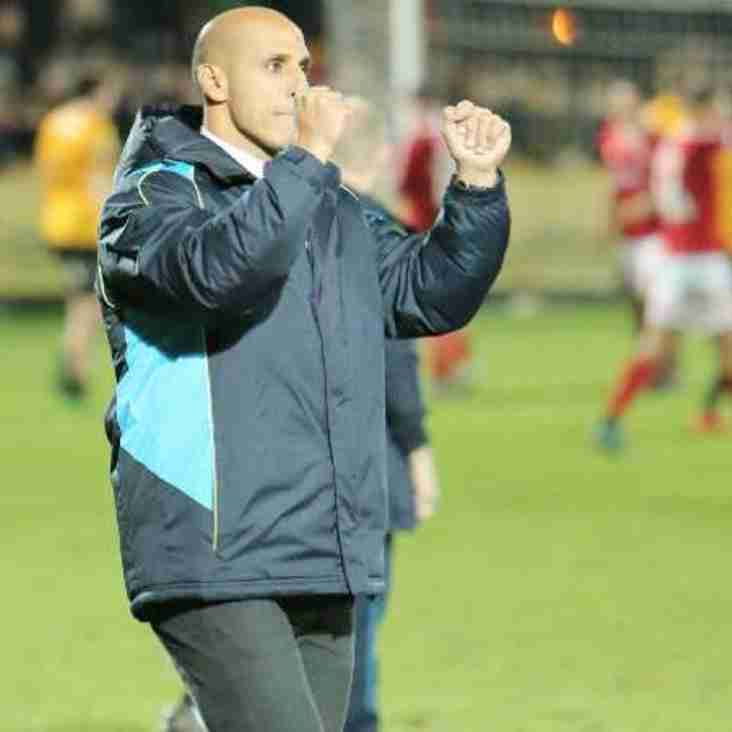 Maamria Comes In To Help Boro Following Wright Move
