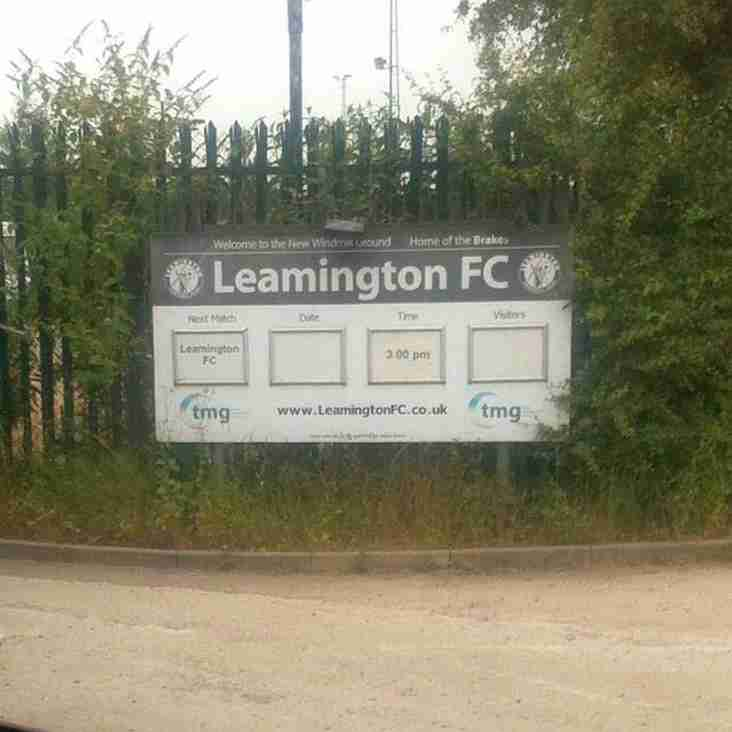 Pay What You Want At Leamington On Saturday