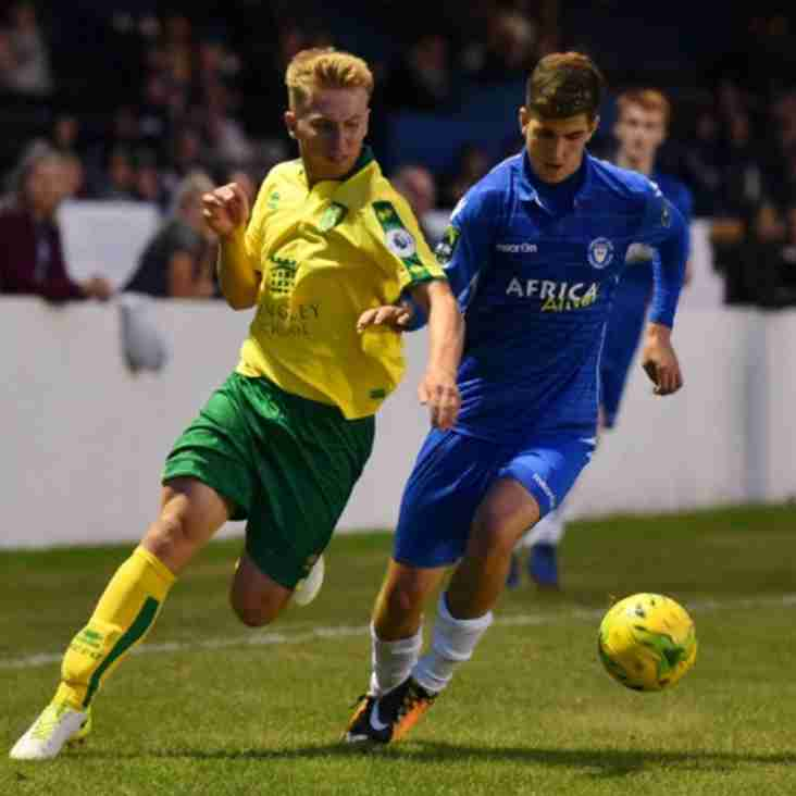 Canaries Youngster Loaned To Solihull