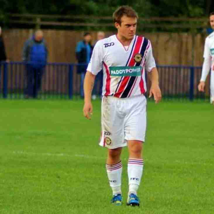 Midfielder Donnelly Leaves Chippenham By Mutual Consent