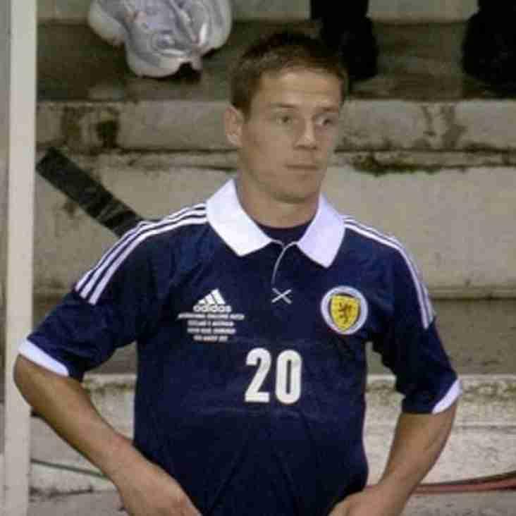 Former Scottish Star Joins Chorley