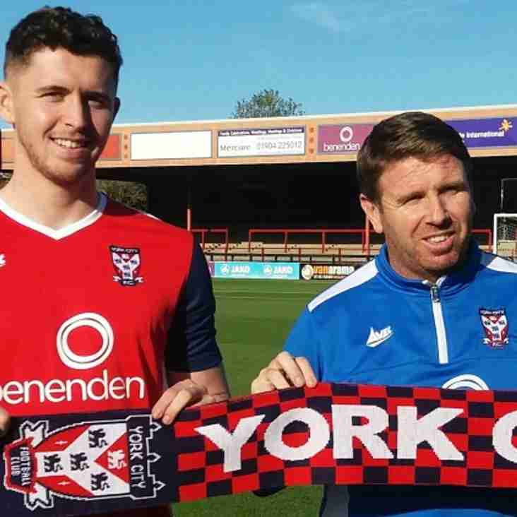 York Snap Up Former Chairboy