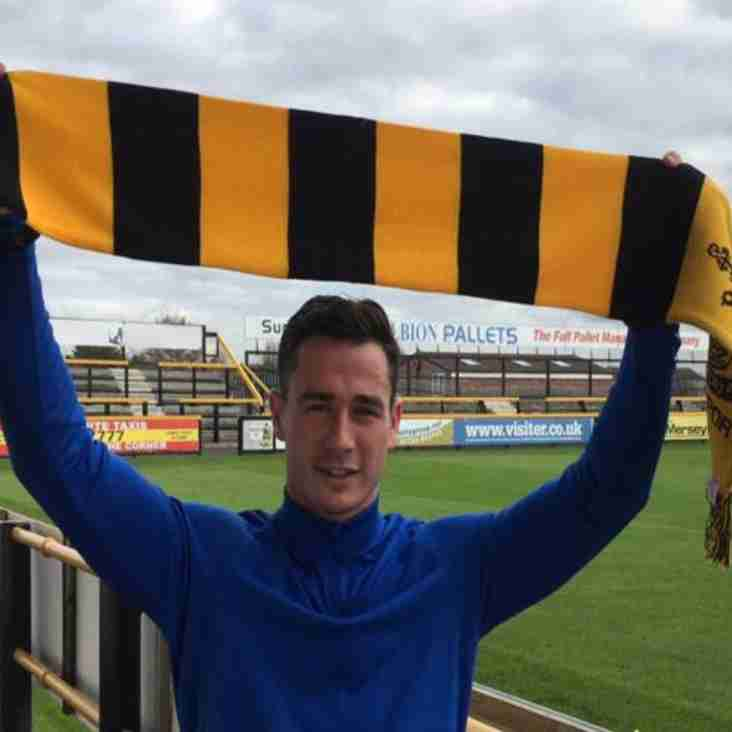 Hine Makes Third Return To Southport