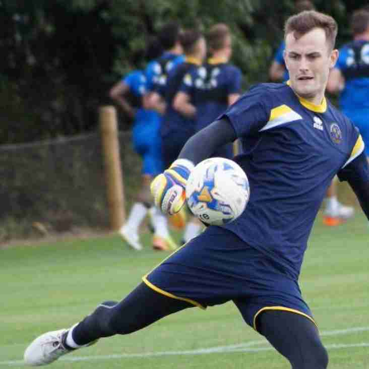 Salford Take Promising Young Keeper On Loan