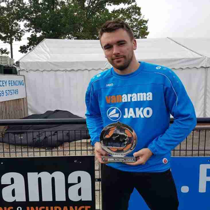 Bromley Midfielder Heralded As October`s Top Performer