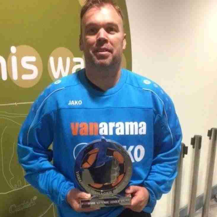 Wilkinson Takes October`s Managerial Award
