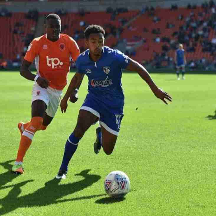 Oldham Winger Loaned To County