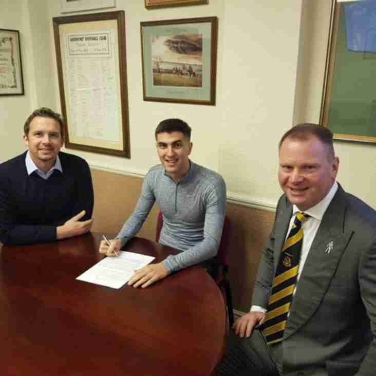 Southport Swoop For New Midfielder