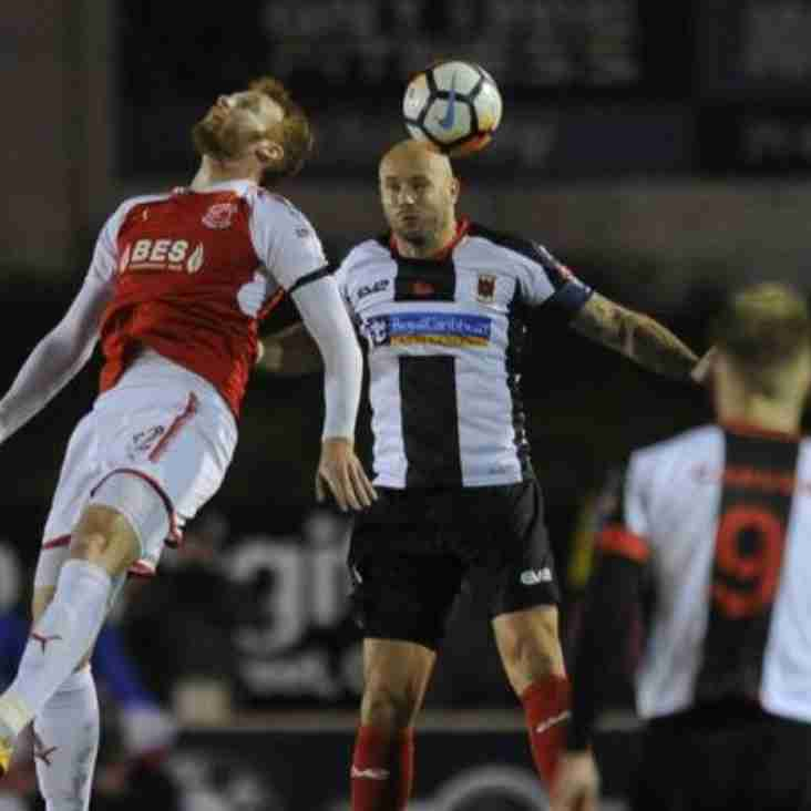 Chorley Bow Out To Last-Gasp Ten-Man Fleetwood