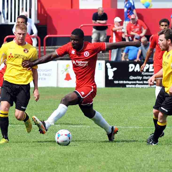 New Forward Added To Bromley Squad