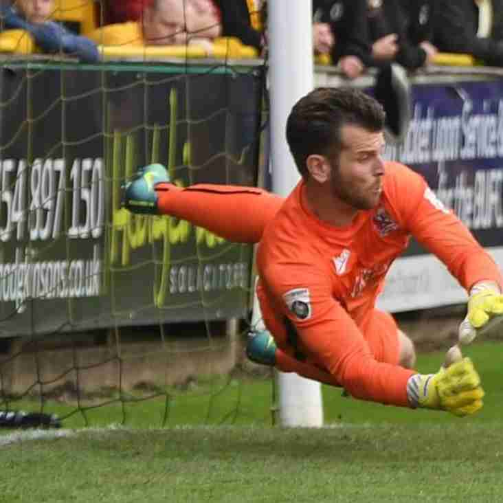 Gray Returns To Former Club For Experienced Keeper