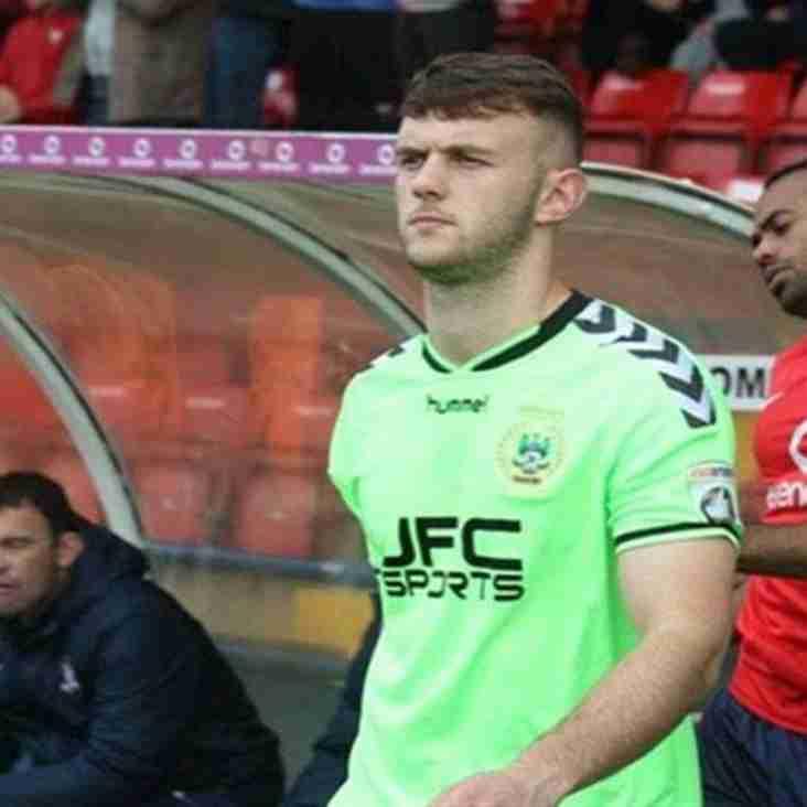 Oldham Defender Returns To Curzon On Loan