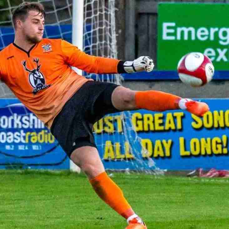 New Keeper Joins Spennymoor