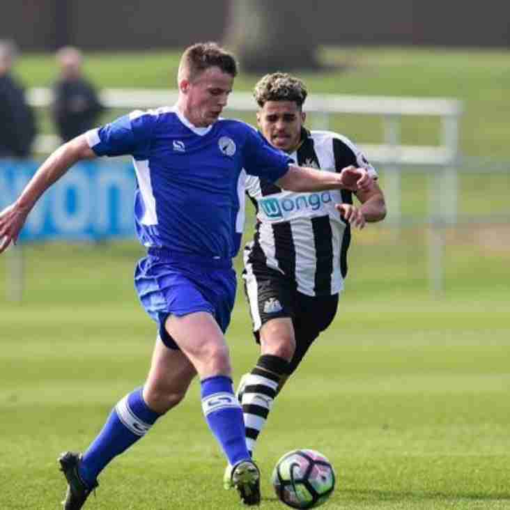 Blyth Spartans Take Heed Pair on Loan