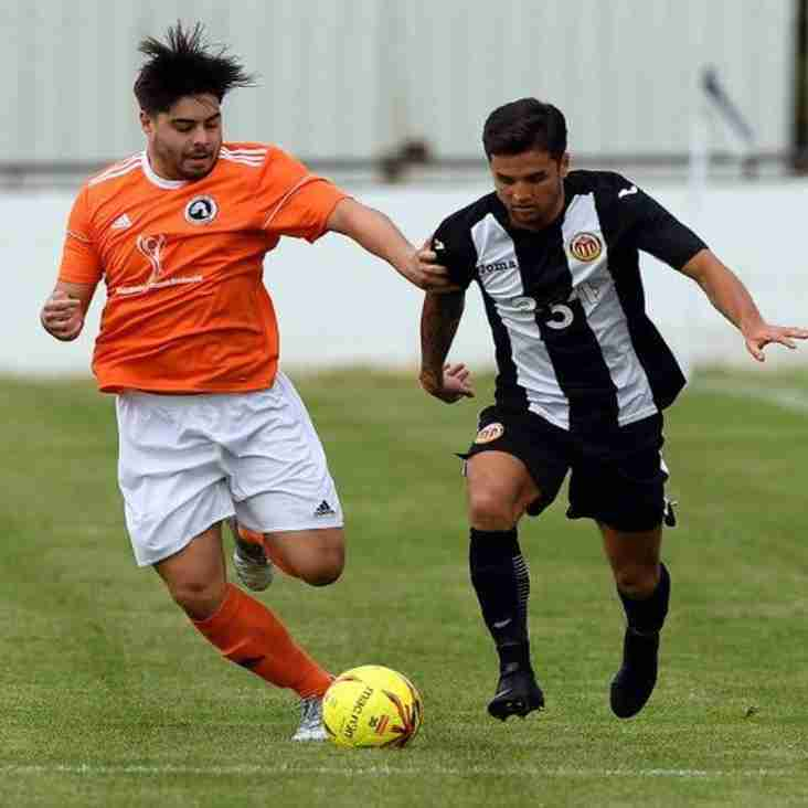 Sampayo Steps Up Two Divisions To Join East Thurrock