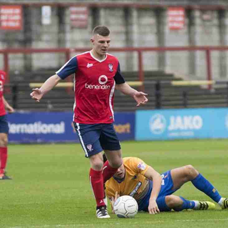 Gray Hands Walton A Second Chance With Minstermen