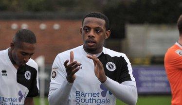 Dover Take U`s Winger On Loan Until January