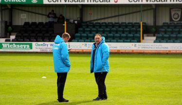 Housham & His Assistant Sacked By New Ferriby Owner