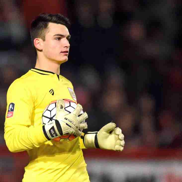 Bristol City Keeper Sent On Loan To Moors Until January