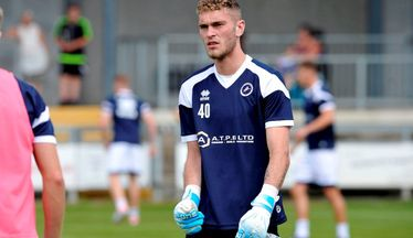 Millwall Keeper Loaned To Wings