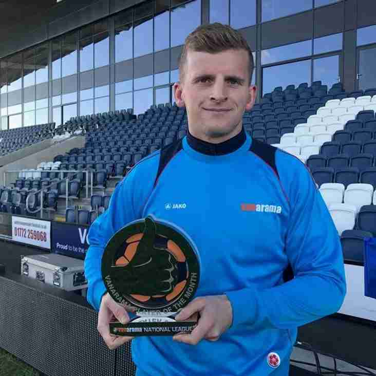 Prolific Rowe Wins Top Player For November