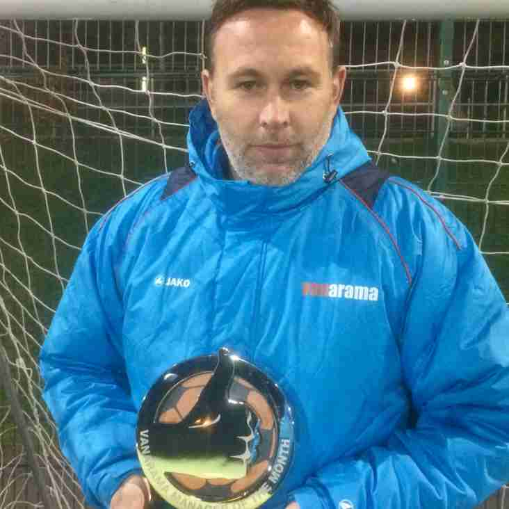 Avenue`s Bower Wins Close Race For National League North`s Top Boss Award