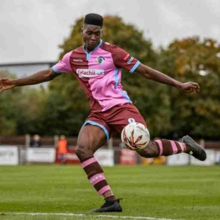 Okojie Makes Permanent Eastbourne Borough Move