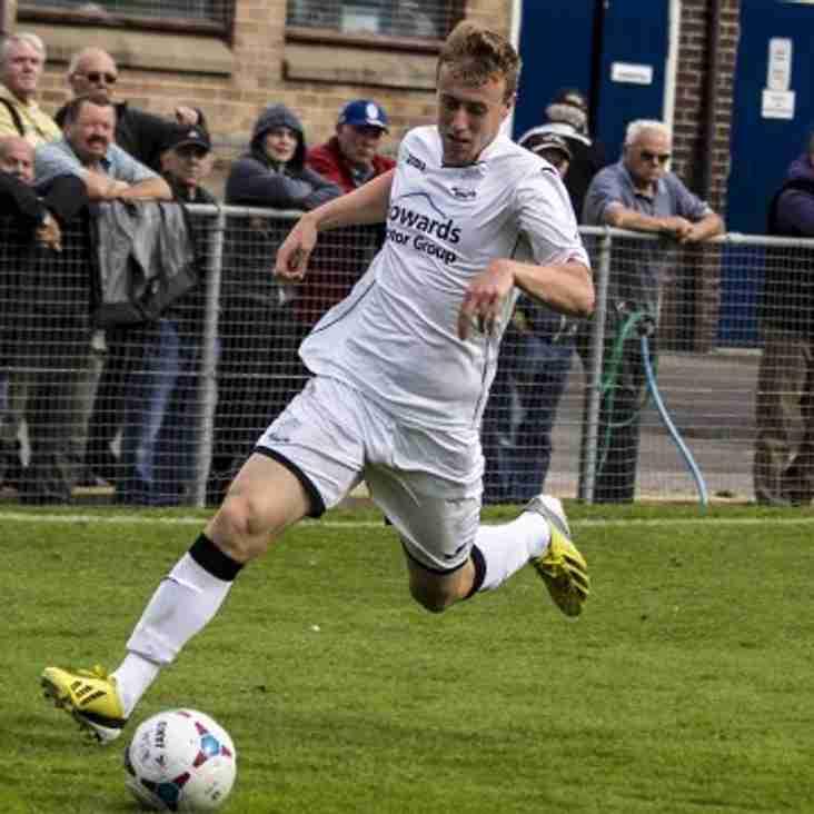 Lucas Bolsters Brackley Attack