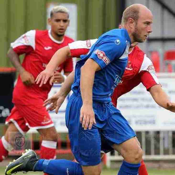 Pratt Makes Wealdstone Move