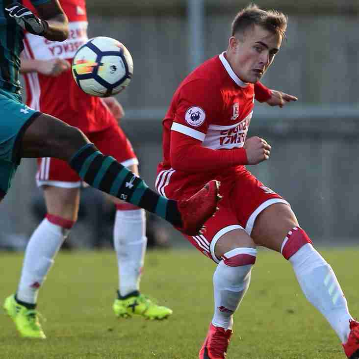 Middlesbrough Youngster Joins York On Loan