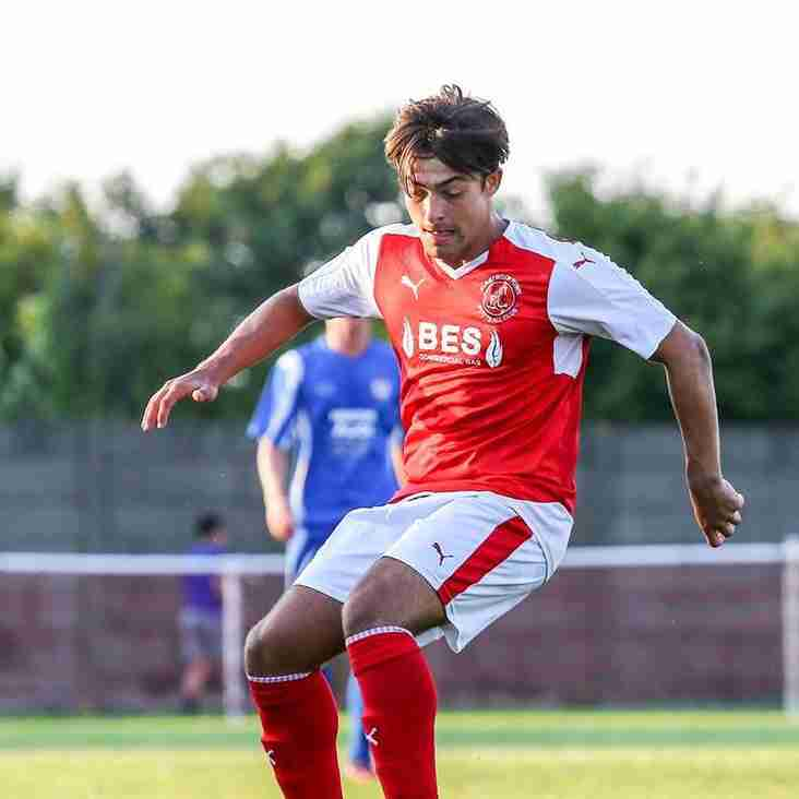 Chorley Bring In Fleetwood Youngster For Remainder Of The Season